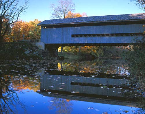 CB1 - South Denmark Road Covered Bridge