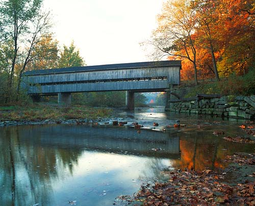 CB2 - Doyles Road Covered Bridge