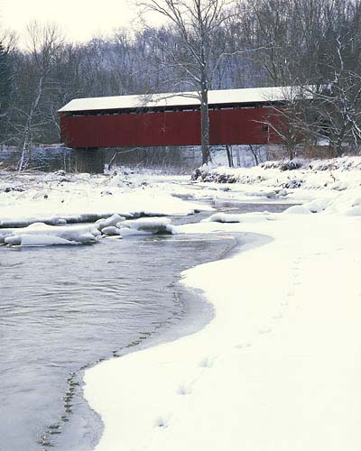 CB6 - Stonelick Covered Bridge