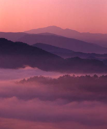 L1 - Sunrise-Great Smoky Mountains