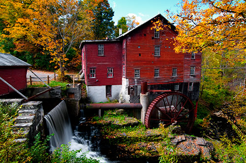 New Hope Grist Mill