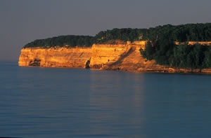 MSU-3 Pictured Rocks National Lake Shore, Michigan
