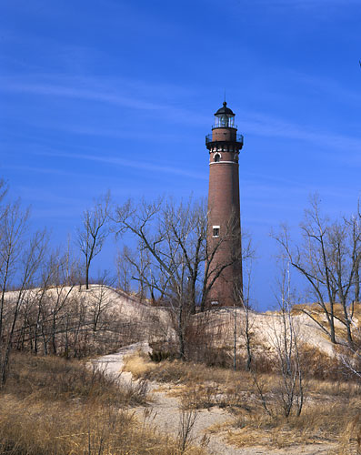 MS-5 Little Sable Lighthouse-Pentwater, Michigan