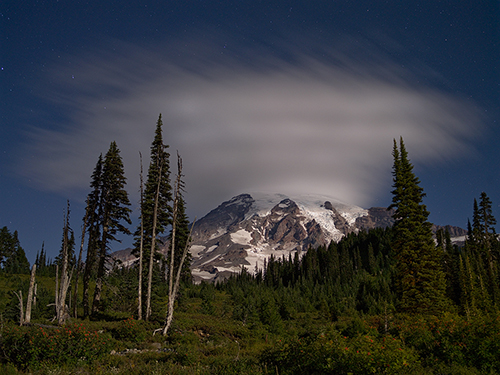 Moonlight_on_Mount_Rainier_Mount_Rainier_National_Park_WA