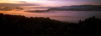 XP2-6 Sunrise-Great Smoky Mtns. National Park