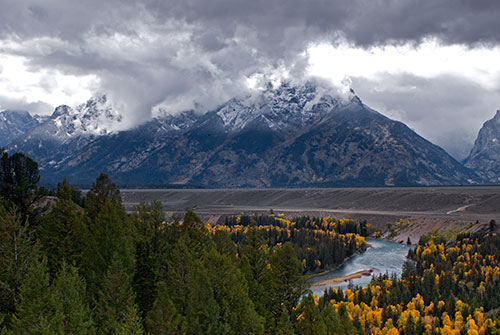 GRT2 Snake River Grand Teton National Park